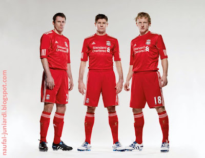 Liverpool Soccer Players
