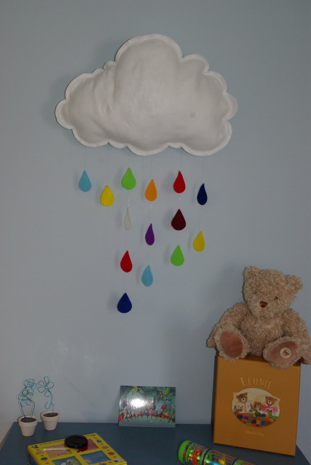 So 39 home made une douce pluie for Coudre a imparfait