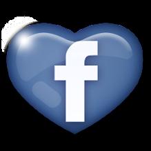 Vind me leuk op Facebook