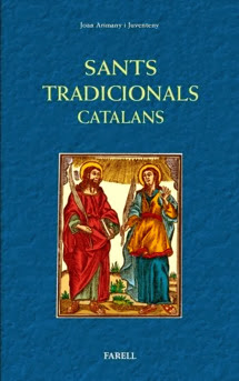 Diccionari de <i>Sants tradicionals catalans</i> de Joan Arimany