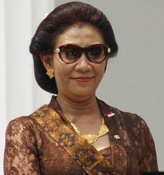 Susi Pudjiastuti, Pahlawan Kelautan Indonesia