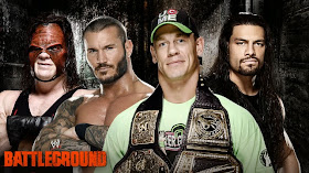 Fatal 4-Way Match por el WWE World Heavyweight Championship