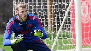 David De Gea Gagal Pindah ke Real Madrid