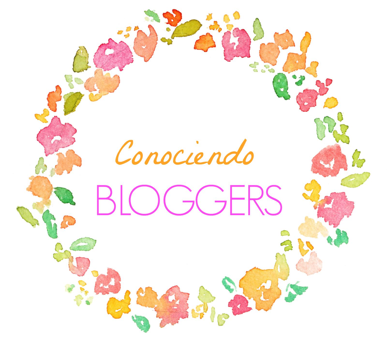 Conociendo Bloggers