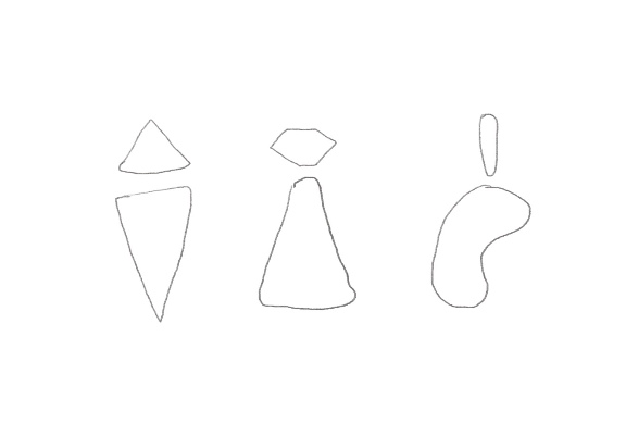Character Design With Basic Shapes : Shape based character design welcome to the views news