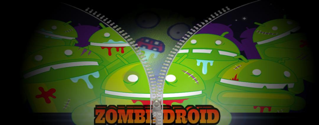 ZombieDroid | Famintos Por Aplicativos Android!