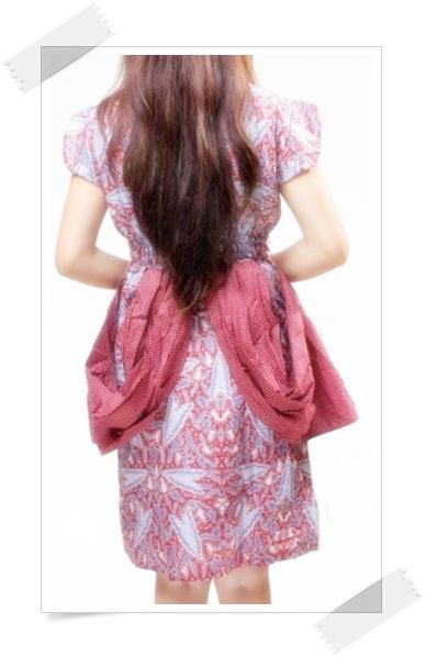 batik 2013 model dress batik pesta model dress batik modern model baju