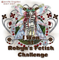 8/10/12 Robyn's Fetish Challenge Winner!