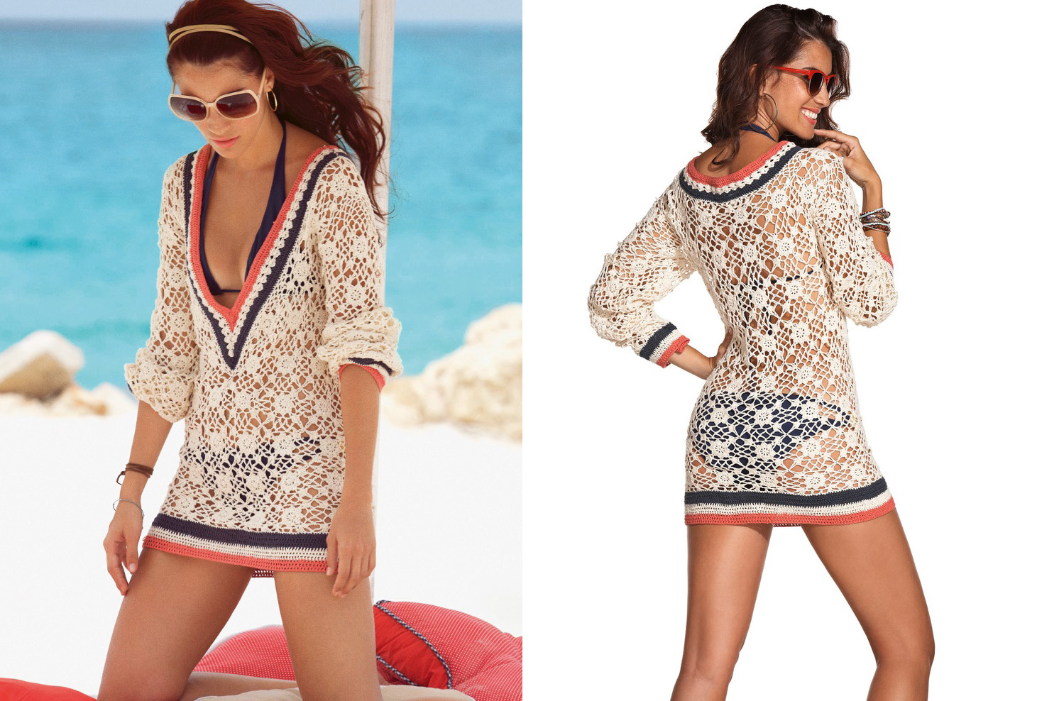 Crochet Swimsuit Cover Up Pattern Cool Inspiration