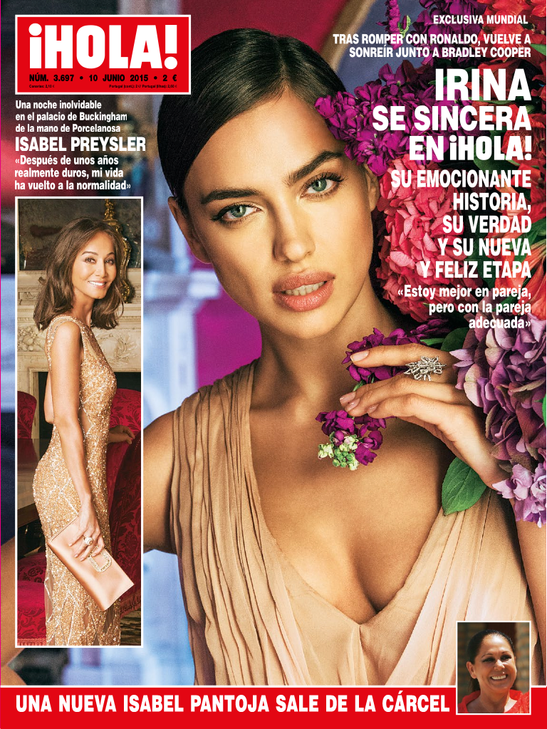 MY WORK AS A FASHION STYLIST FOR HOLA MAGAZINE