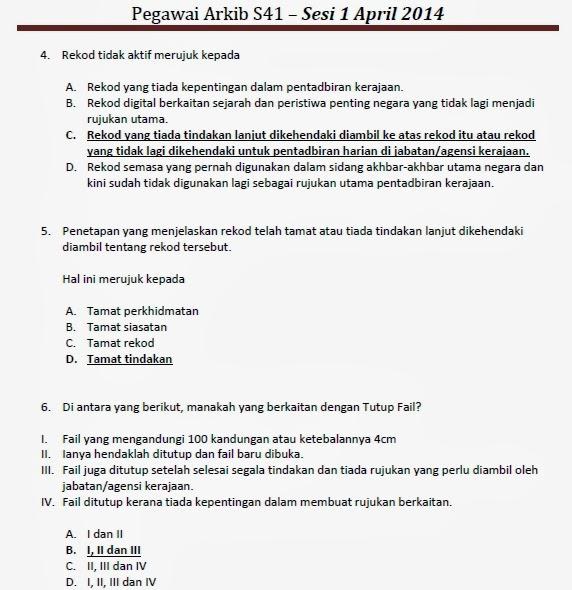 download percuma panduan pegawai arkib s41 2014