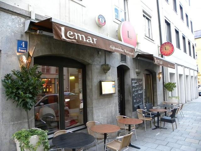 Afghan Restaurant Lemar Munich