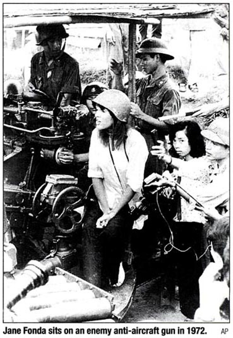 jane fonda in viet nam