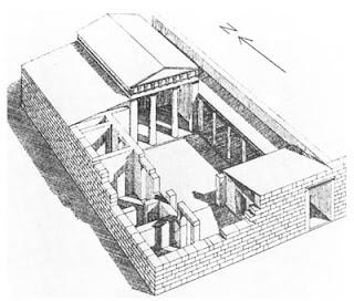 Recuperando la memoria la simplicidad del equilibrio for Casas griegas antiguas