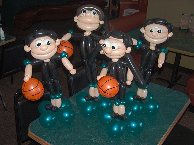 Balloon Of Basketball2