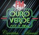 ouvir a Rádio Ouro Verde FM 105,5 ao vivo e online Curitiba - Paraná