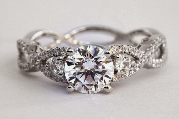 These 6 Engagement Rings Are Fabulous