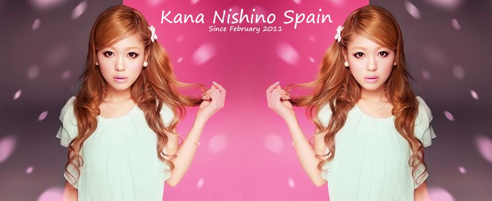 Kana Nishino Spain