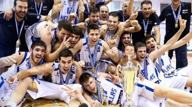 Πρωταθλήτρια Ευρώπης η Εθνική Εφήβων - Σάρωσε τελικά τους μογγόλους! Ευτυχώς για όλους μας υπάρχει και η Ελλάδα που μας κάνει υπερήφανους