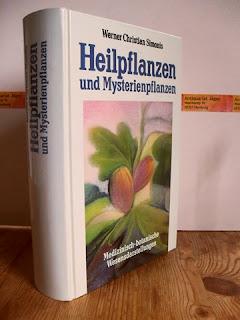 Simonis, Werner Christian: Heilpflanzen und Mysterienpflanzen