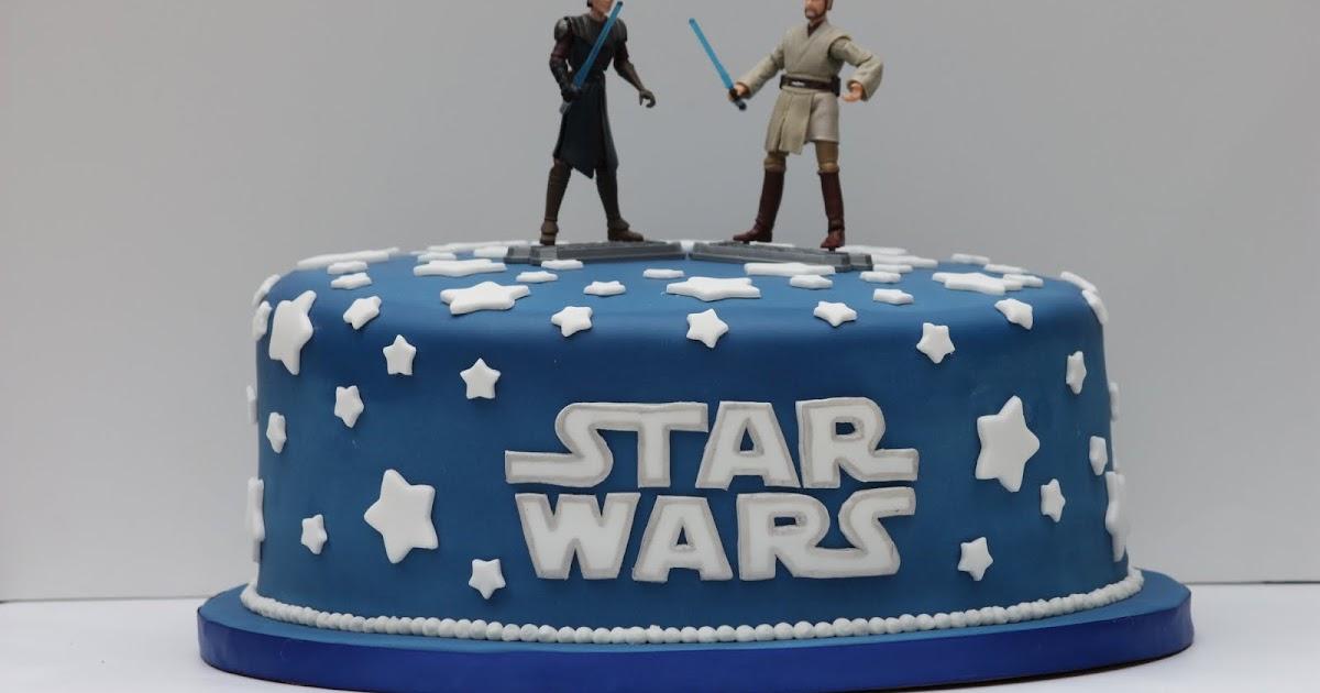 Cake Art Kirkland Wa : Whimsical by Design: Ryan s Star Wars Birthday Cake