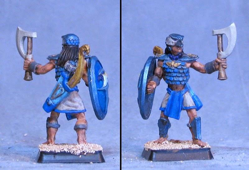 Asar Knight of Horus