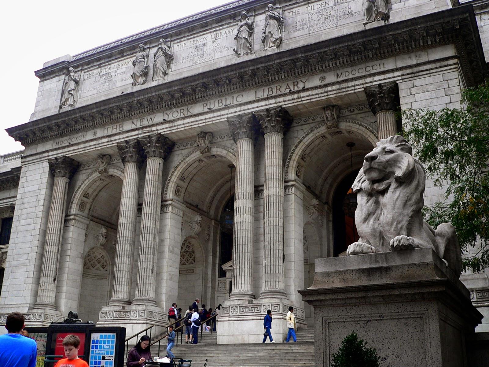 7 Perpustakaan Spektakuler di Dunia