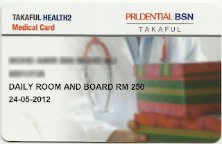 Prubsn Medical Card