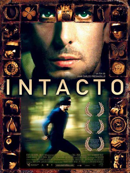 Filme Poster Intacto DVDRip XviD & RMVB Dublado