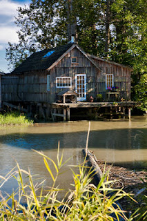 Best Places to See in BC, Finn Slough