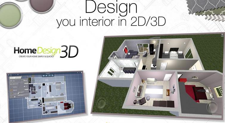 Aplikasi Desain Rumah 3D Di Android
