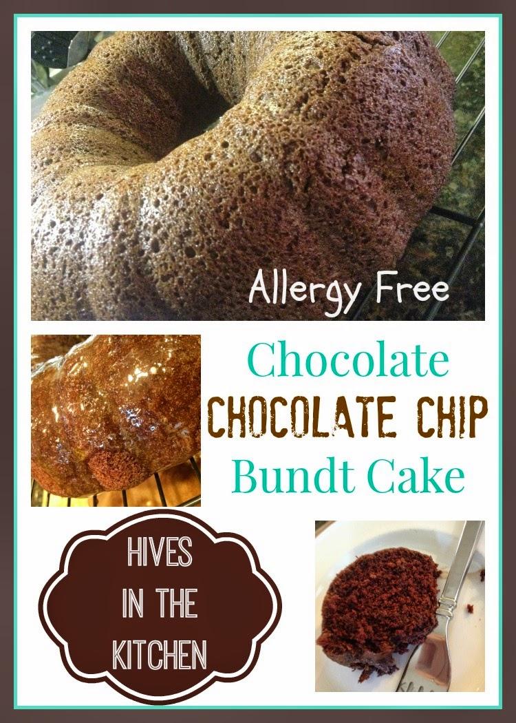Best Ever Bundt Cake Chocolate Chip Nuts