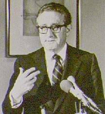 Henry Alfred Kissinger, nacido Heinz Alfred Kissinger (n. Fürth, Alemania, 27 de mayo de 1923)
