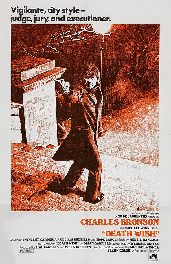 Death Wish - Życzenie Śmierci - 1974