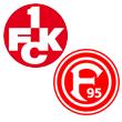 FC Kaiserslautern - Fortuna Düsseldorf
