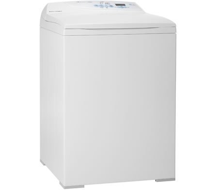 how to clean top loading washing machine without agitator