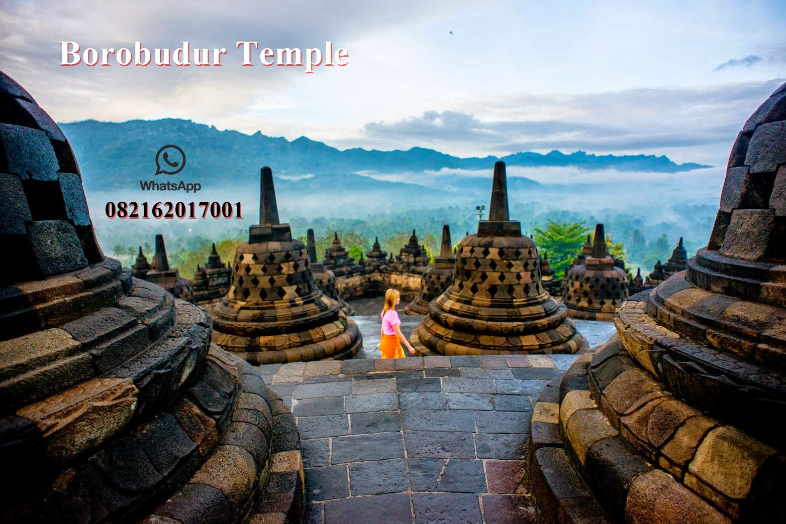 Pakej Tour Yogyakarta