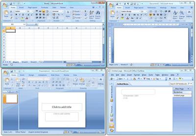 Microsoft Office 2007 (Introduction) ~ Hamro Computer Guru