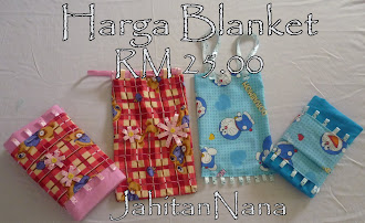 Harga : Blanket