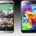 HTC One M8 VS Samsung Galaxy S5, Pilih Mana?