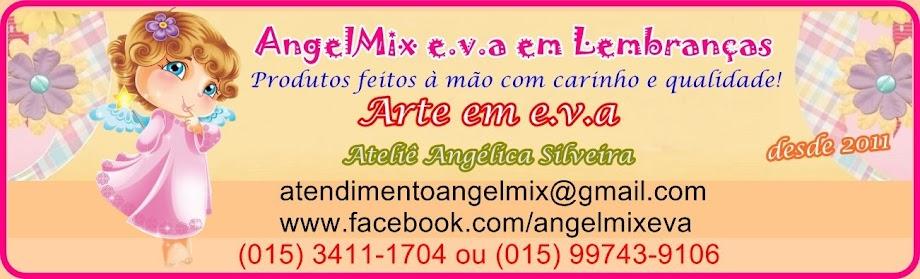 AngelMix e.v.a em lembranças