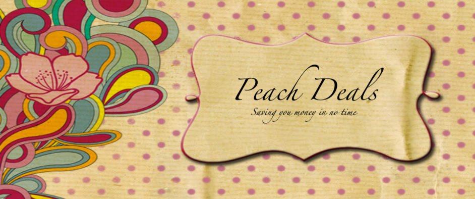 Peach Deals