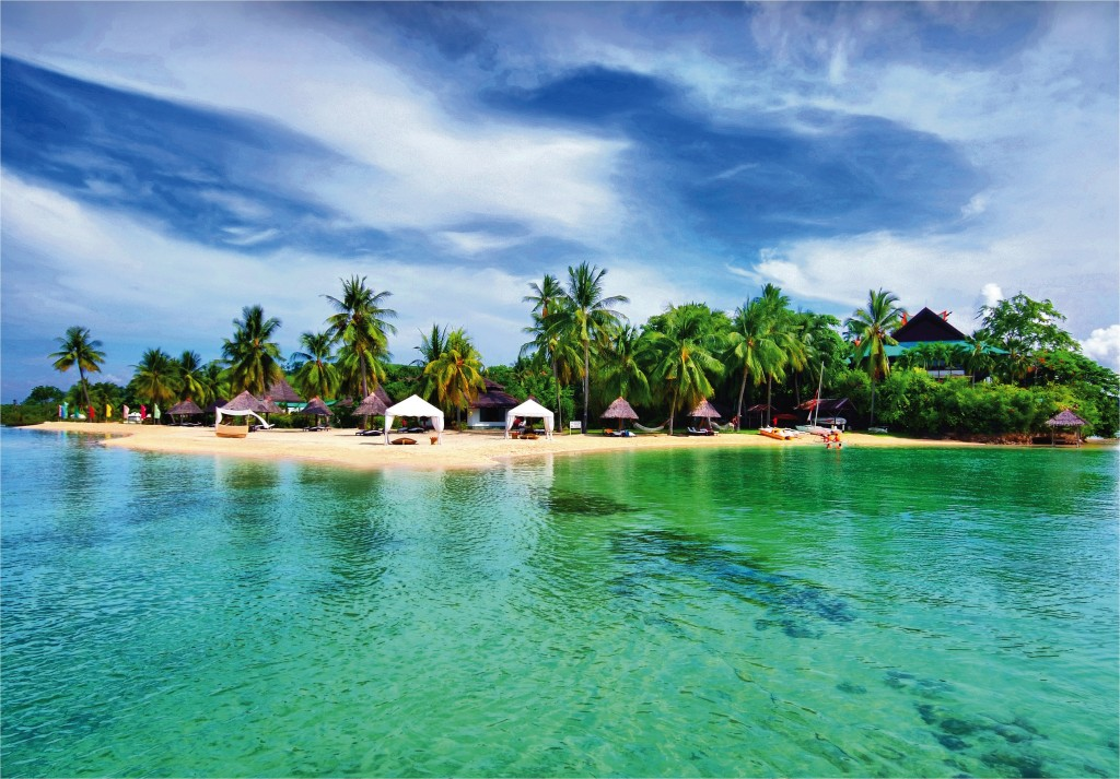 Badian Philippines  city pictures gallery : Filipinas Beauty: Badian Island, Cebu, Philippines