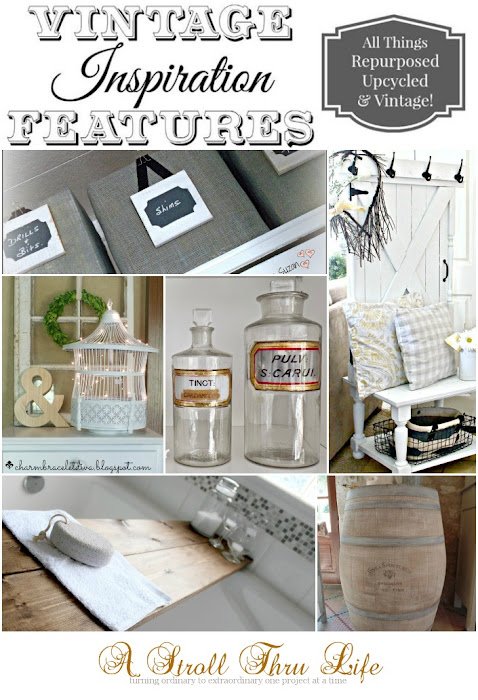 Vintage Inspiration Party Features
