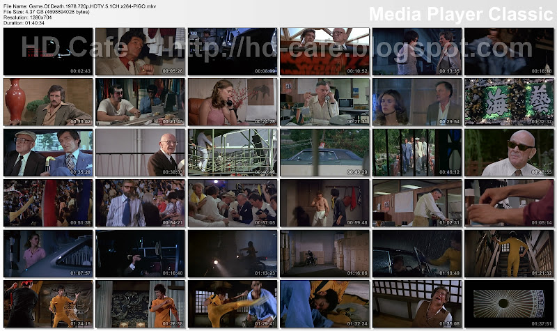 The Game Of Death 1978 video thumbnails