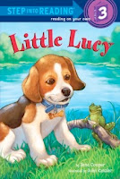 bookcover of  LITTLE LUCY (Step into Reading) by Ilene Cooper