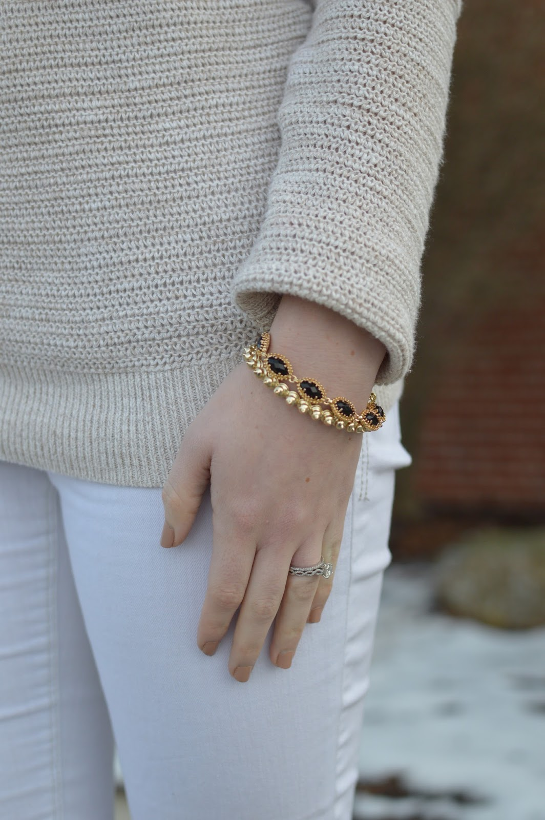 kendra scott bracelet stack