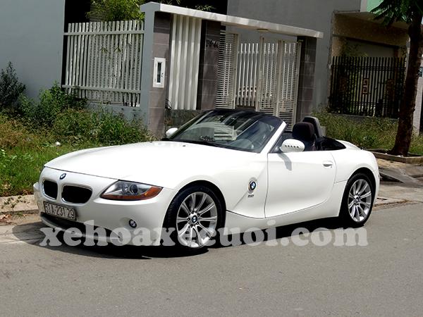 Cho thuê xe tự lái BMW Z4