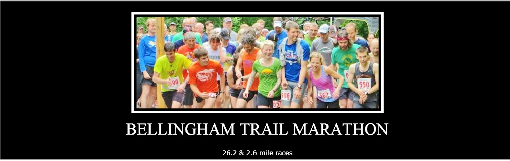 Bellingham Trail Marathon