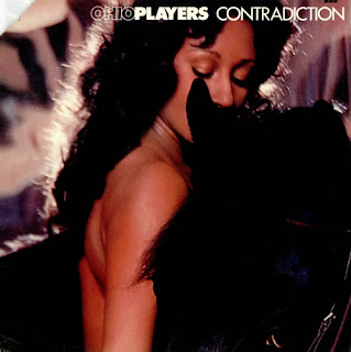Ohio Players - Contradiction album cover
